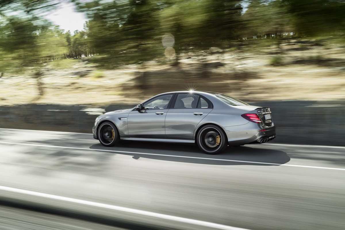 Mercedes-AMG E63 Details Revealed [with Video] - Cars co za