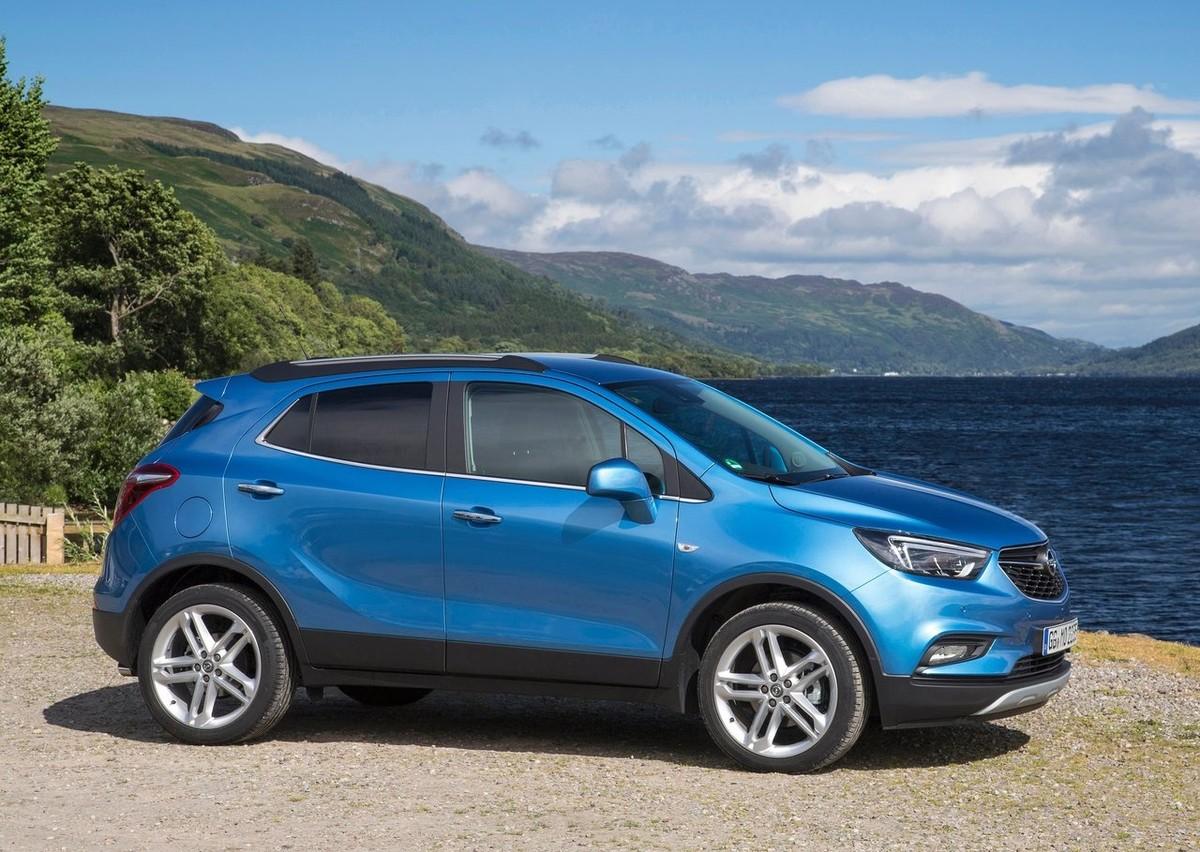 Opel Mokka X 2017 First Drive Cars Co Za