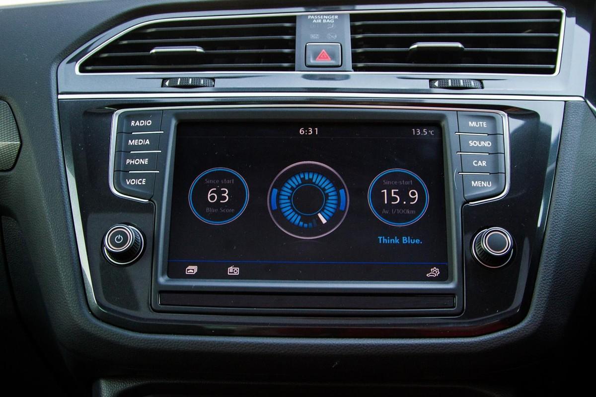 Volkswagen Tiguan 1 4 TSI 110 kW DSG (2016) Review - Cars co za