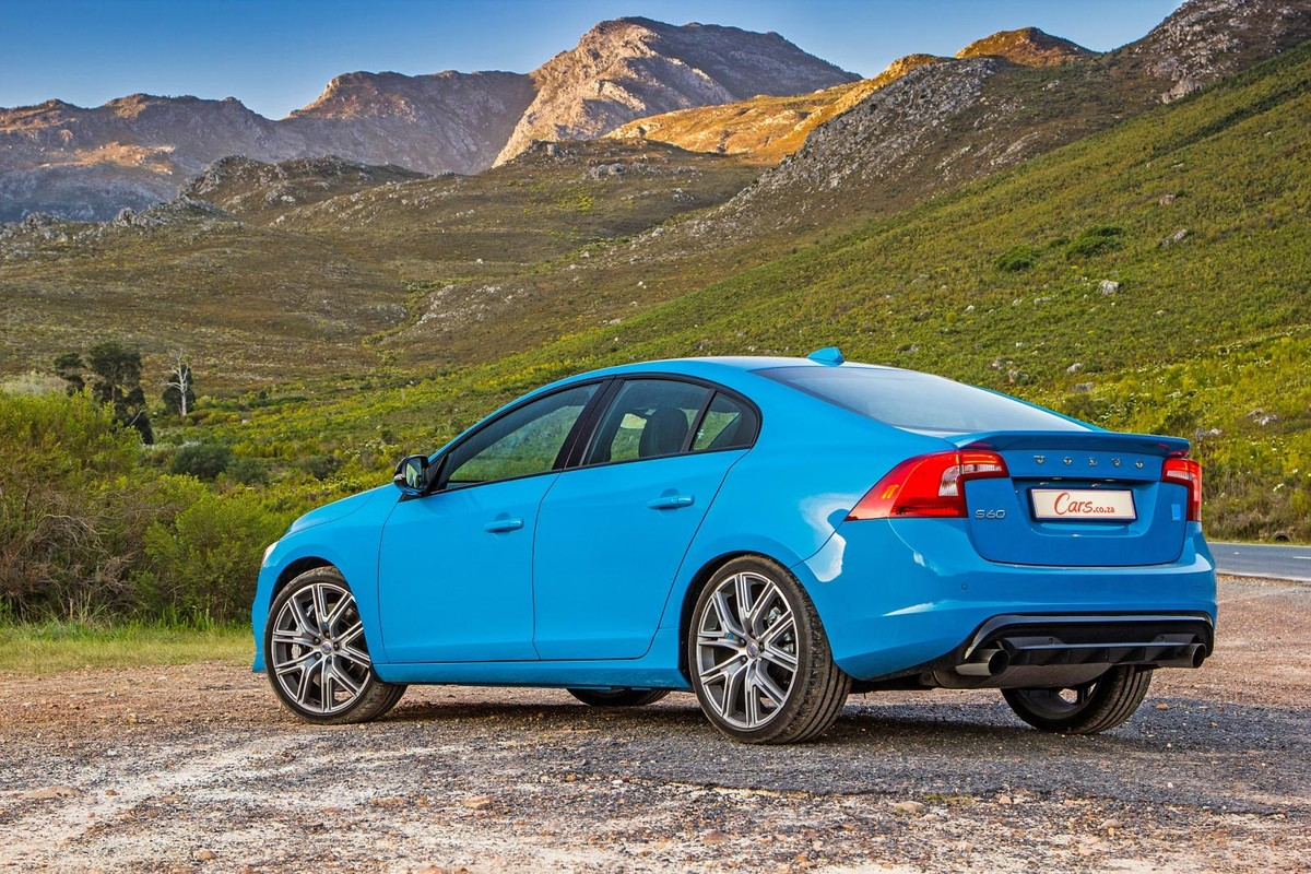 Volvo S60 Polestar (2016) Review - Cars co za