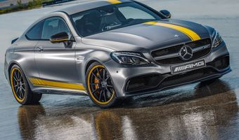 Mercedes Benz C63 AMG Coupe Edition 1 2017 1280 01
