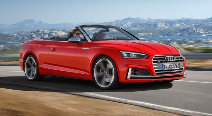 Audi S5 Cabrio 3