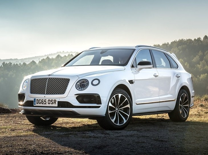 Bentley Bentayga 2016 1280 01