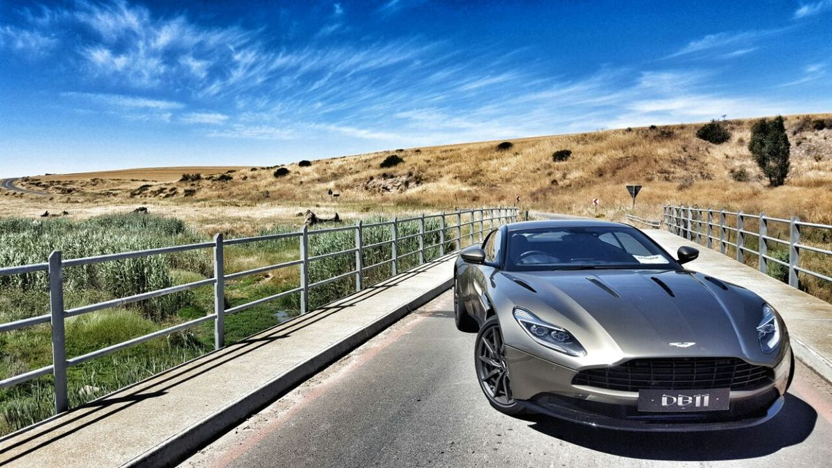 Aston Martin Db11 2016 First Drive Cars Co Za