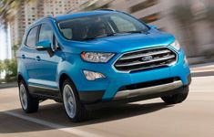 Ford EcoSport US Version 2018 1280 01