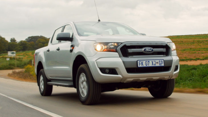 Ford Ranger Xls 2020 Review