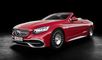 2017 Mercedes Maybach S650 Cabriolet2
