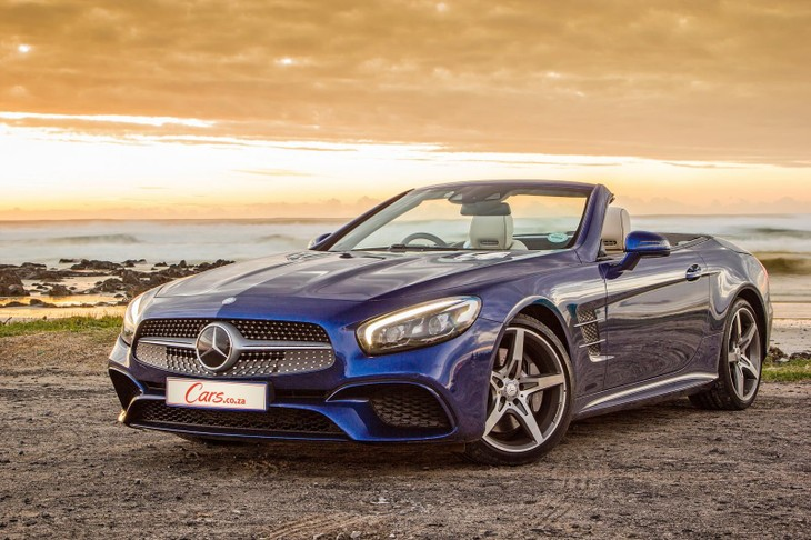 Mercedes Benz Sl500 Amg Line 2016 Review Cars Co Za