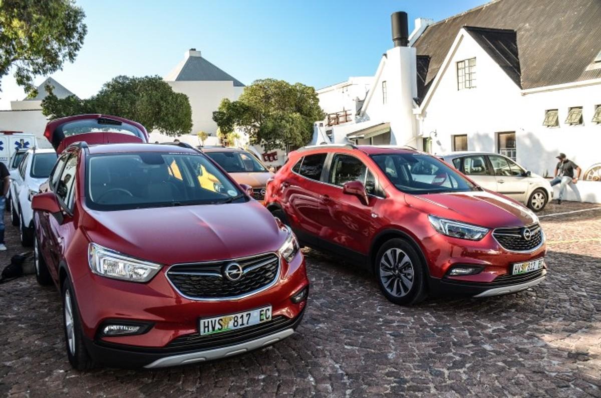 Opel Mokka X (2016) Local First Drive - Cars co za