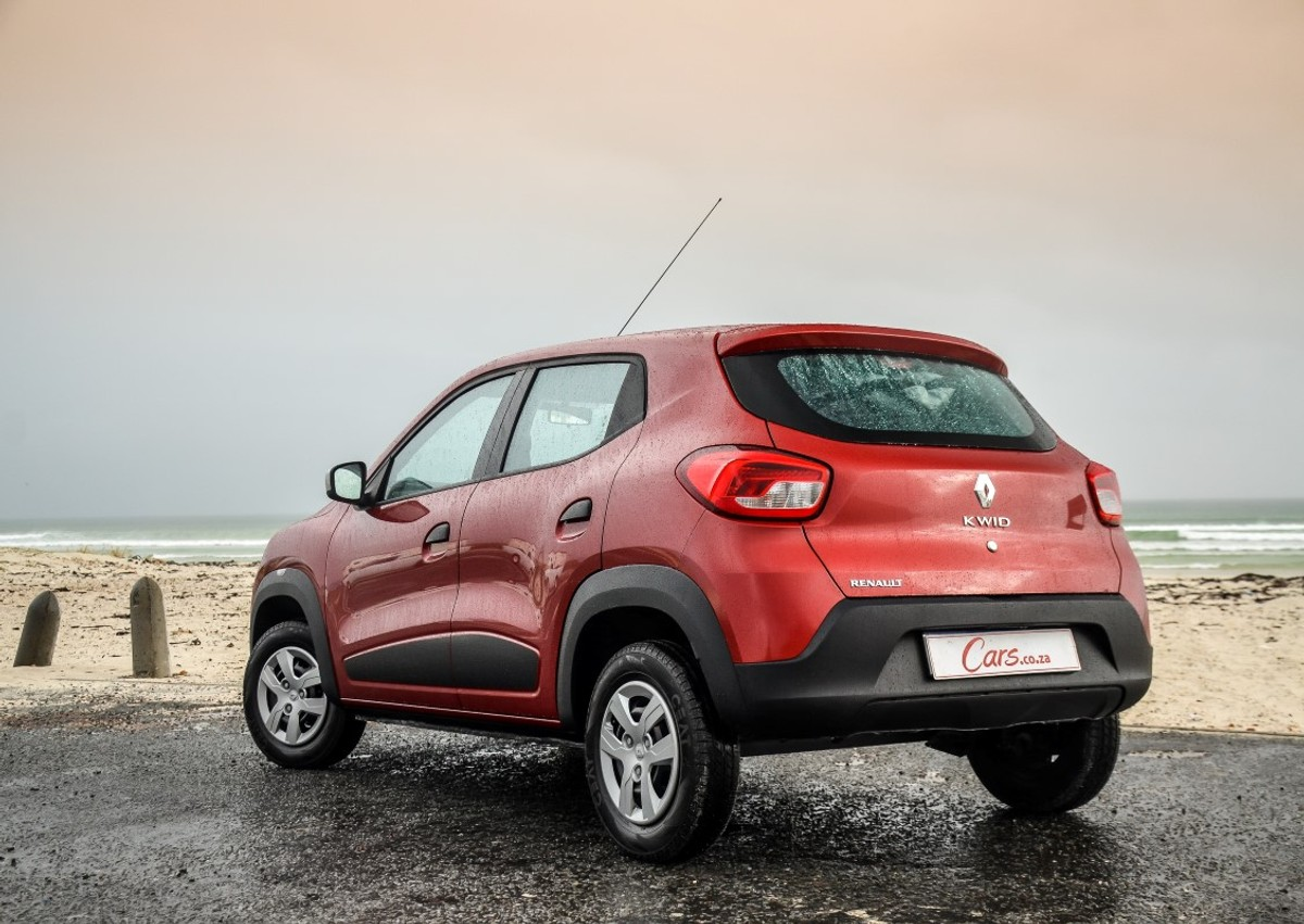Renault Kwid Dynamique 2016 Review Cars Co Za