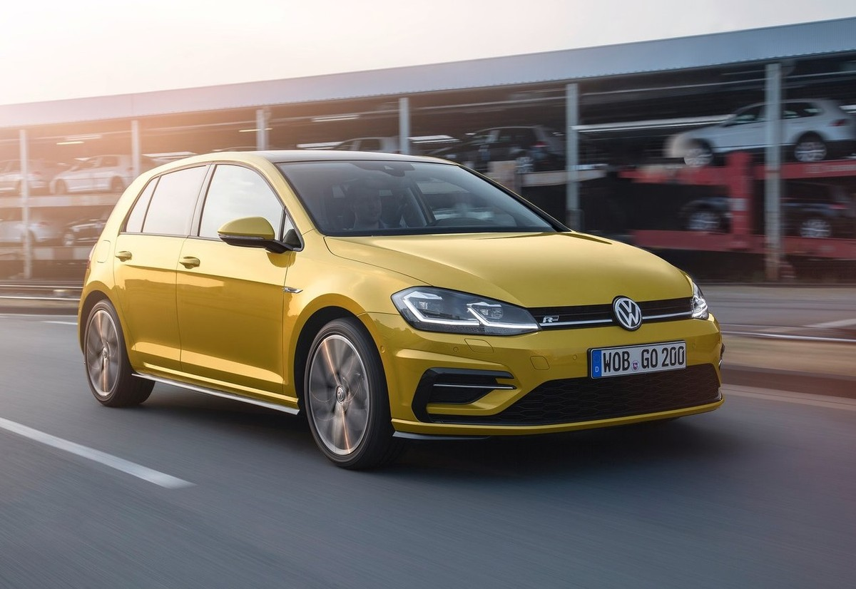 Update: VW Golf Facelift (2017) Specs & Pricing - Cars co za