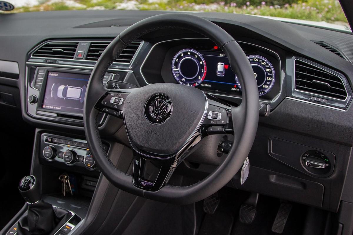 Volkswagen Tiguan 1 4 Tsi Comfortline R Line 2016 Review