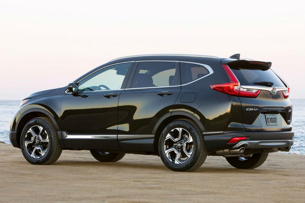 New Honda CR-V Coming to SA in 2017 - Cars.co.za