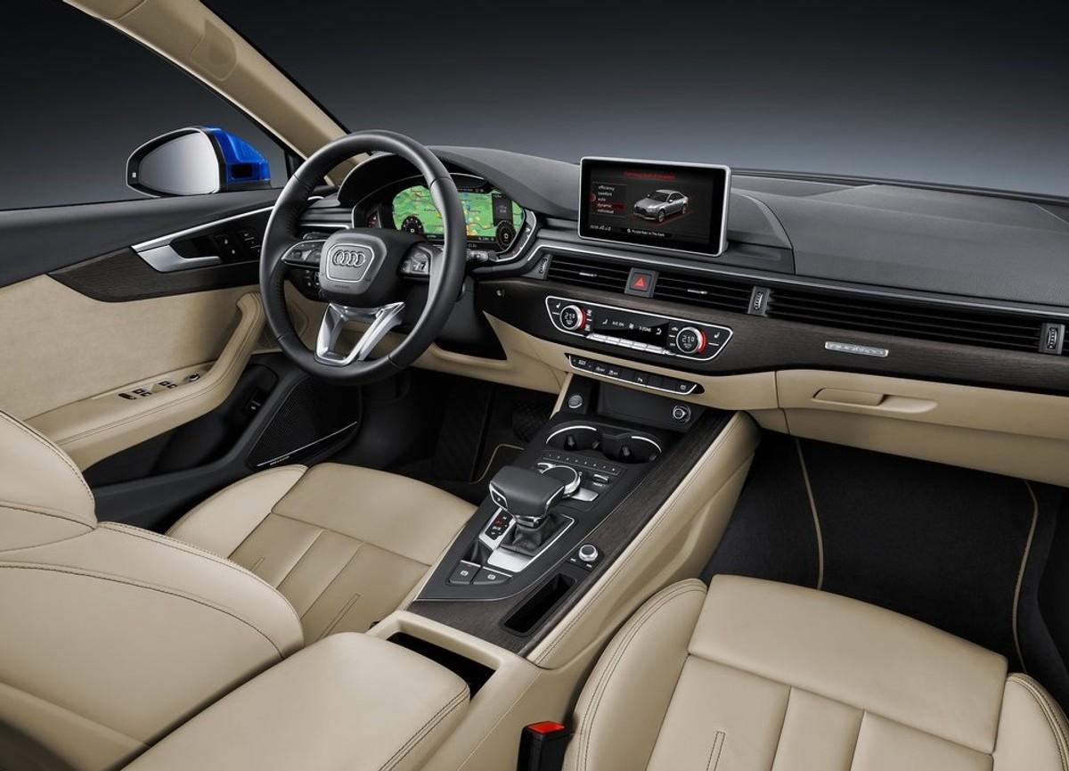 Audi A4 2016 Specs Price Carscoza