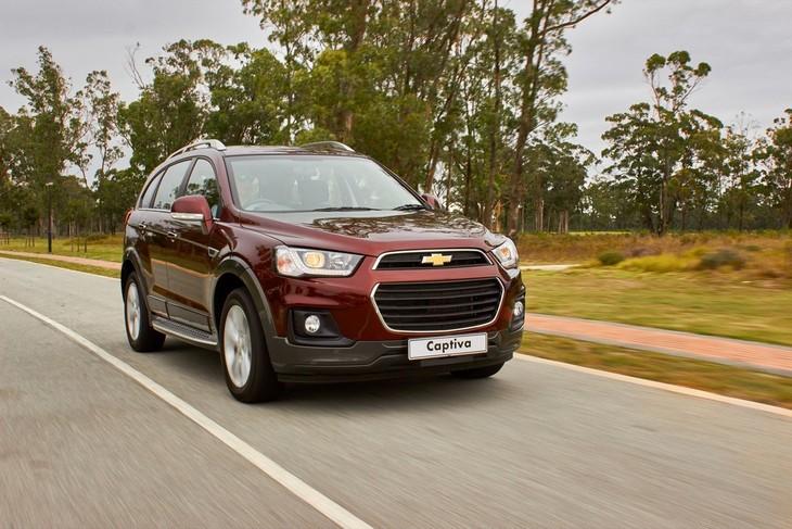Chevrolet Captiva 2016 Specs Price Cars