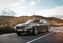 BMW M760Li XDrive 2017 1600x1200 Wallpaper 01