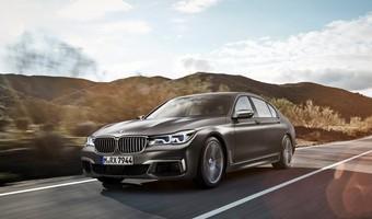 BMW M760Li XDrive 2017 1600x1200 Wallpaper 01