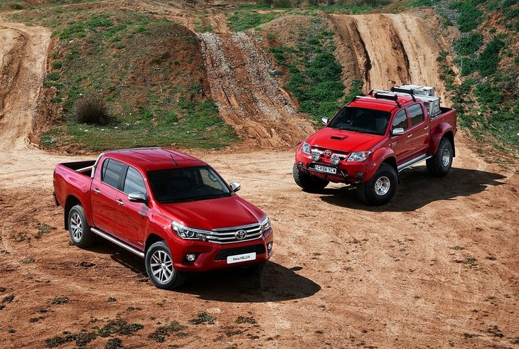 five things toyota changed with 8th generation hilux cars co za rh cars co za