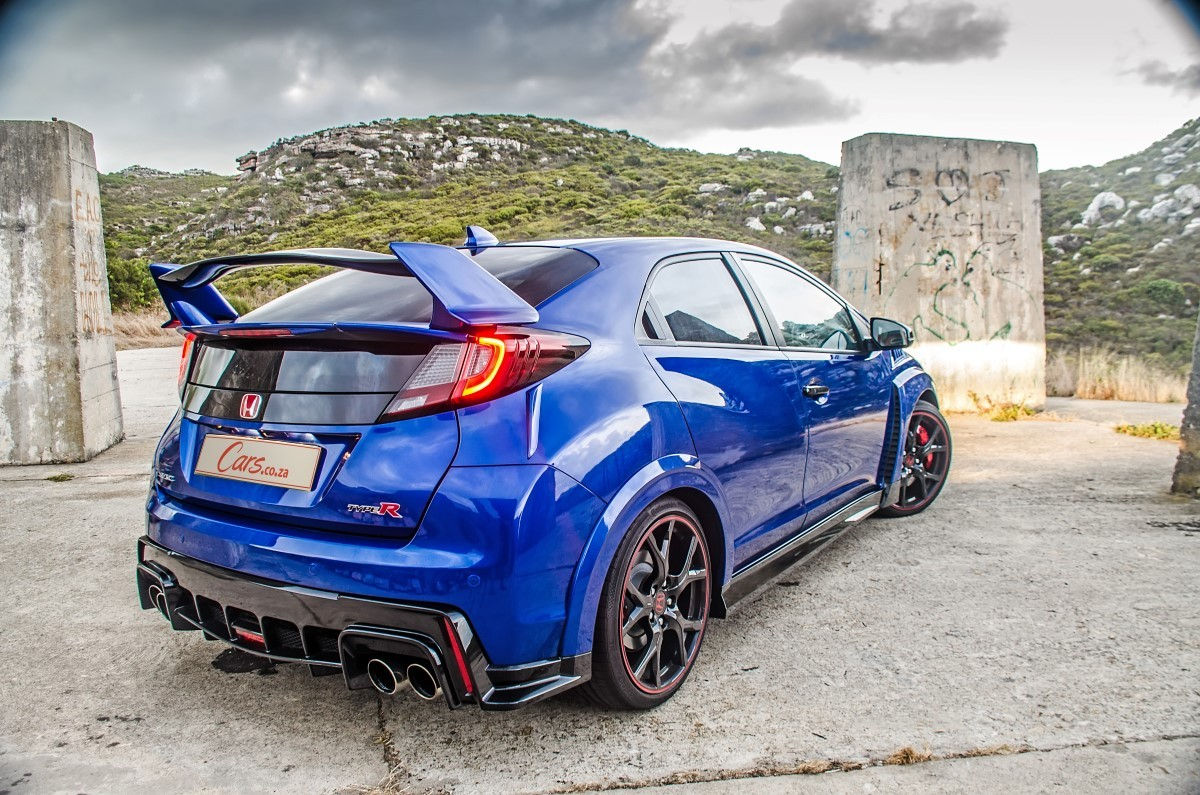 Honda Civic Type R 2016 Review Cars Co Za