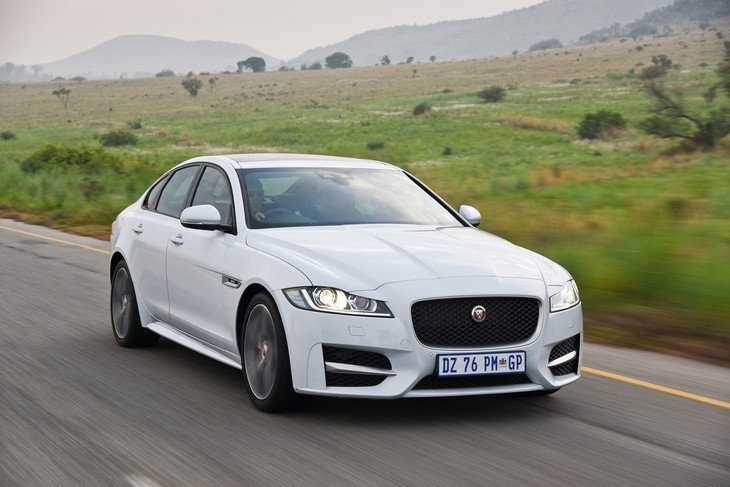 The New Jaguar XF Has Arrived In SA And Is Currently Being Launched To The  Media. The New XF Brings The Mid Size Jaguar Up To Date With Segment Rivals  Such ...