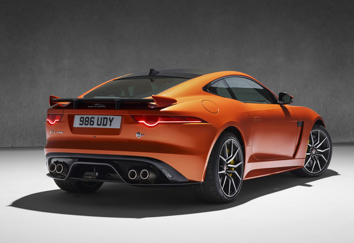 F Type Price >> Jaguar F Type Svr Specs Price In Sa Cars Co Za