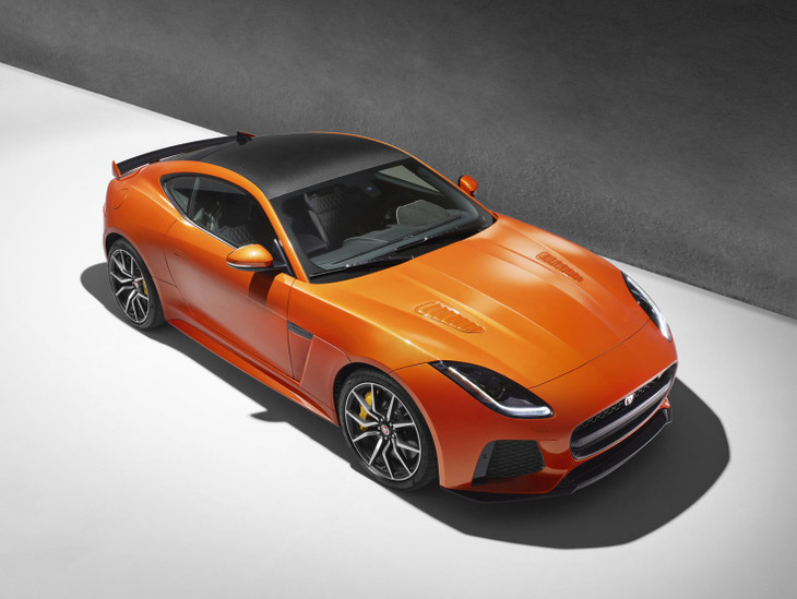 Just When You Thought The F Type R AWD Was The Ultimate Performance Jaguar,  The Coventry Based Manufactureru0027s Books Are Now Open For Orders For An SVR  ...