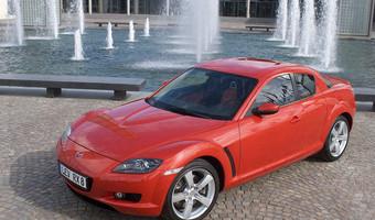 Mazda RX 8 2003 800x600 Wallpaper 11