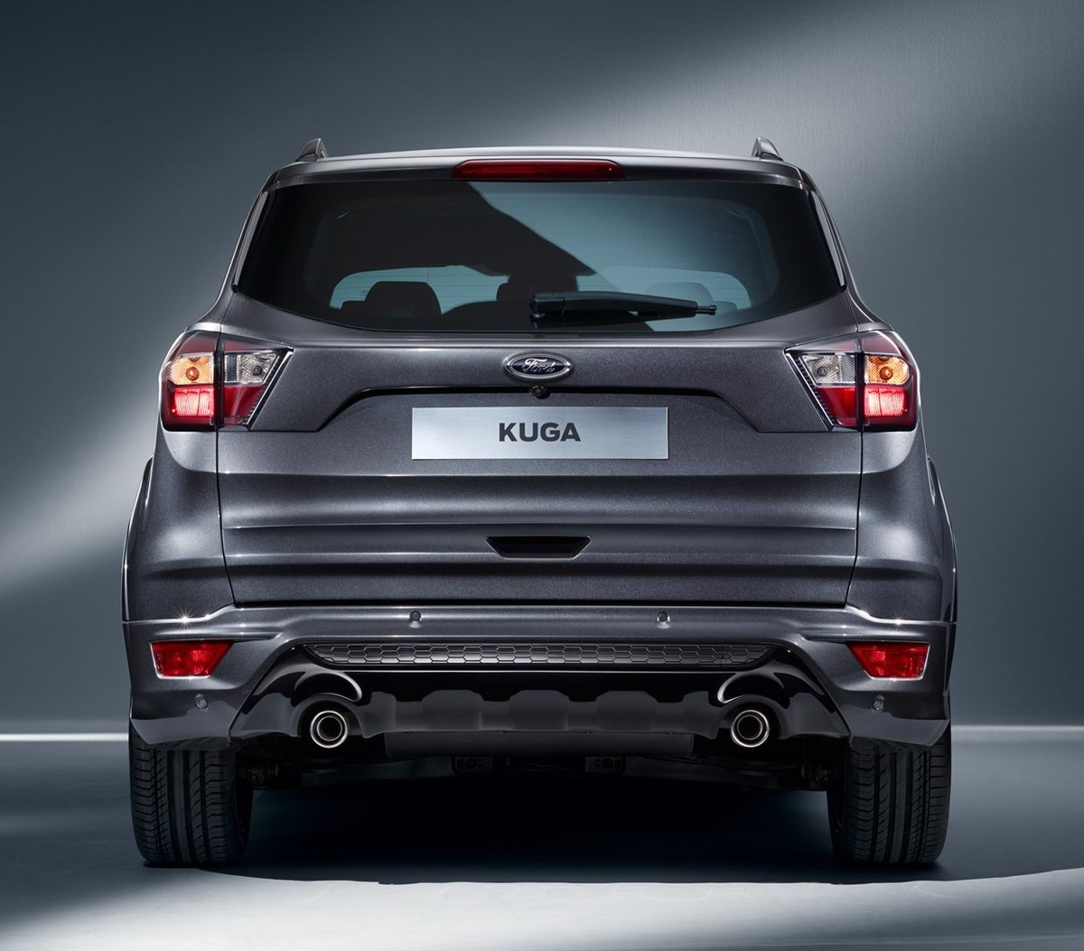 new ford kuga revealed. Black Bedroom Furniture Sets. Home Design Ideas