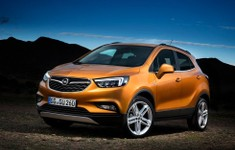 Opel Mokka X 2017 1024x768 Wallpaper 01