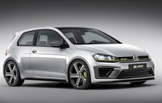 Volkswagen Golf R 400 Concept 2014 1024x768 Wallpaper 01