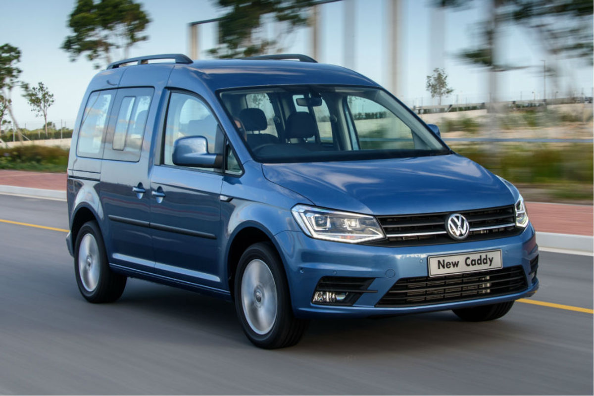 Volkswagen Caddy (2016) First Drive - Cars.co.za