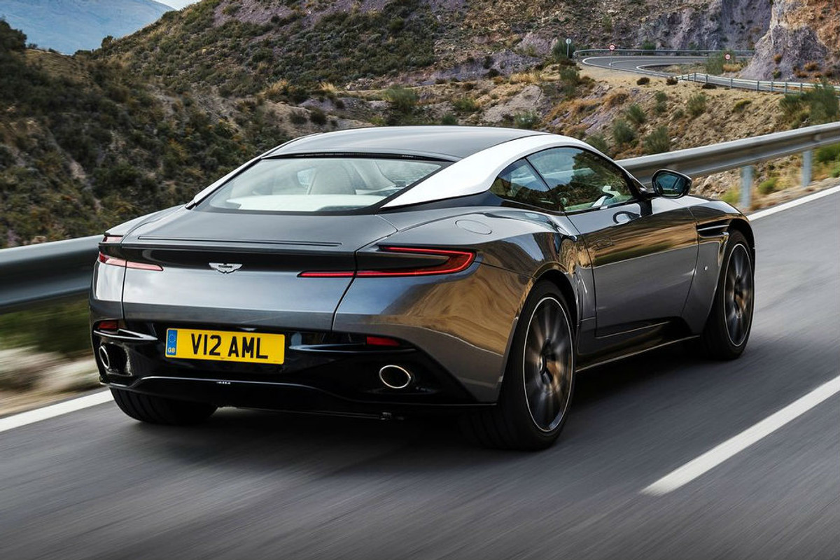 Details Aston Martin Db11 Heading To Sa Cars Co Za