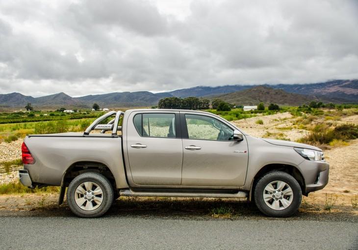Toyota Hilux vs Ford Ranger vs Isuzu KB vs Volkswagen Amarok