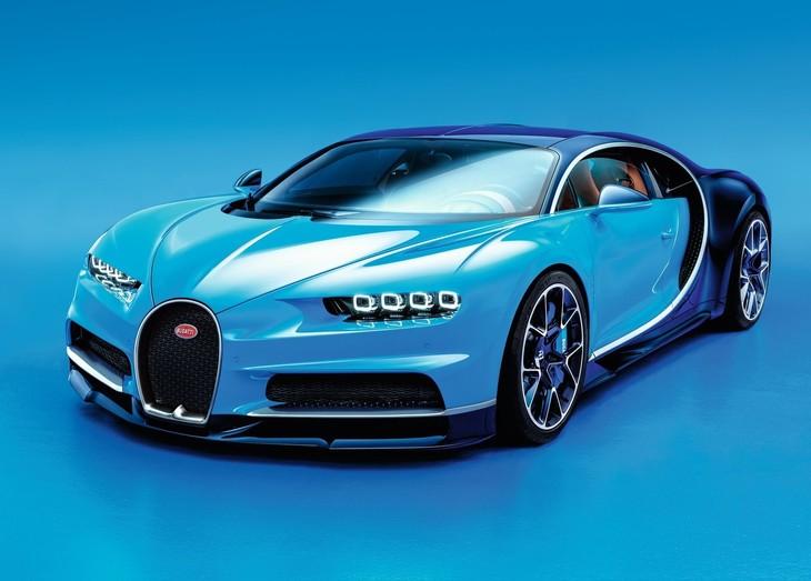 Bugatti unleashes 420 kph Chiron - Cars co za