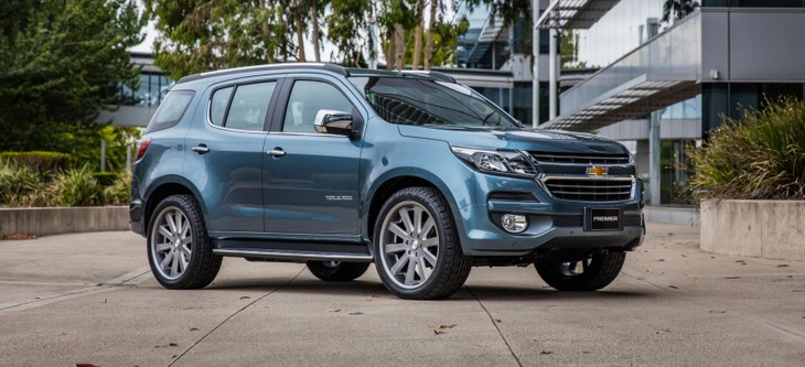 Chevrolet Trailblazer5