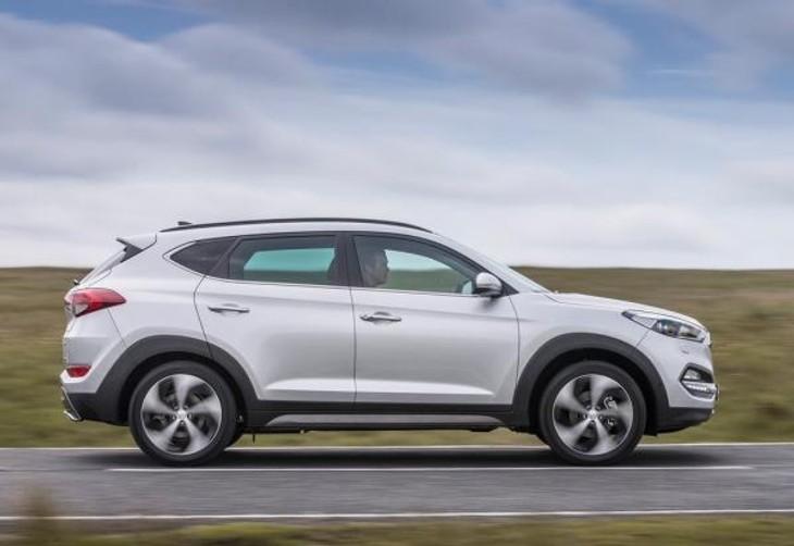 Hyundai Tucson (2017) Specs & Price - Cars.co.za