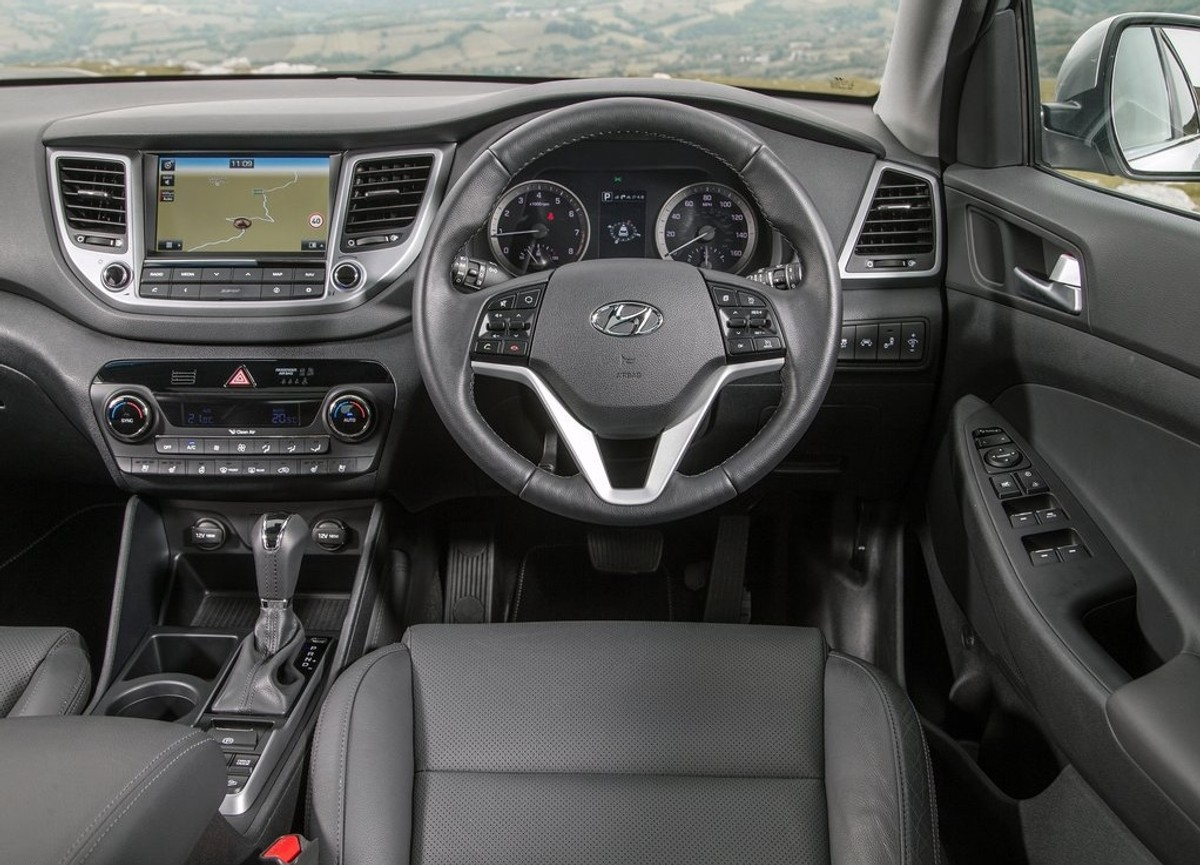 2006 hyundai tucson manual transmission problems