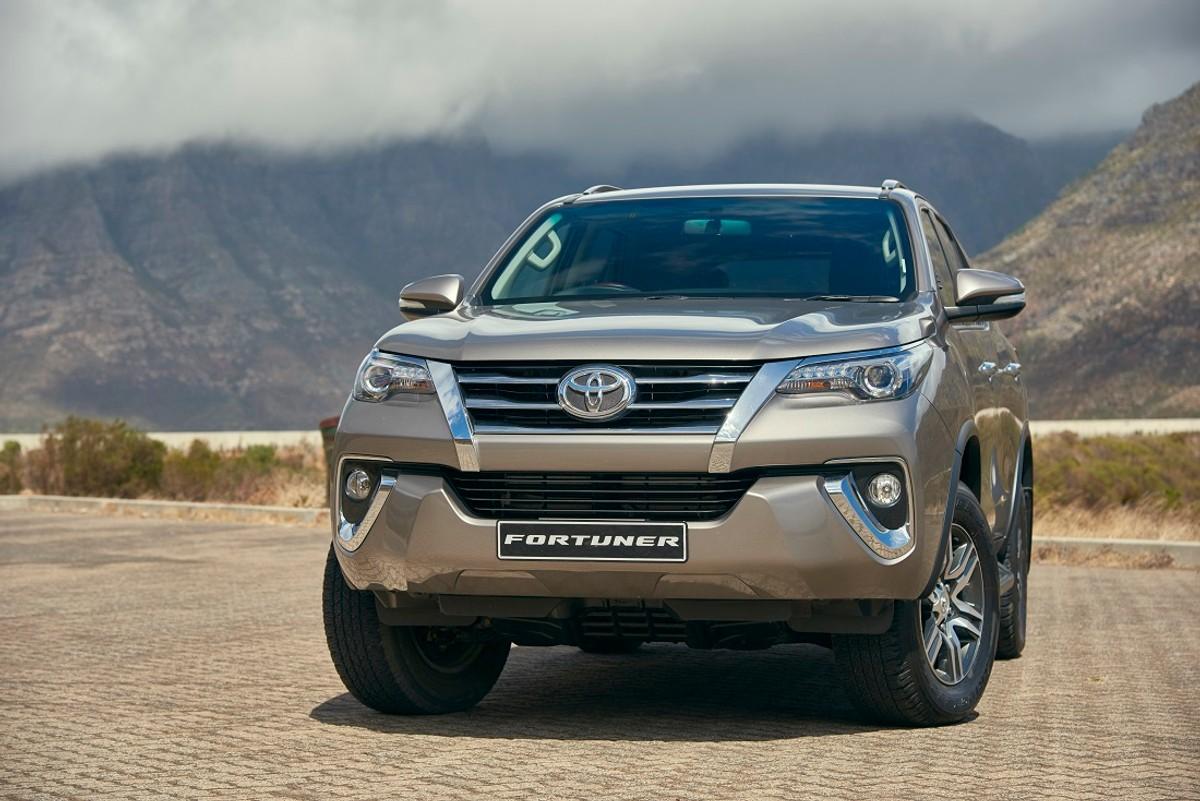 Toyota Fortuner (2016) Specs & Price