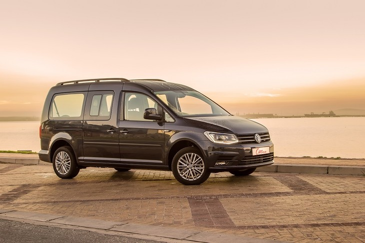 Volkswagen Caddy Maxi Trendline 2 0 Tdi Dsg 2016 Review Cars Co Za
