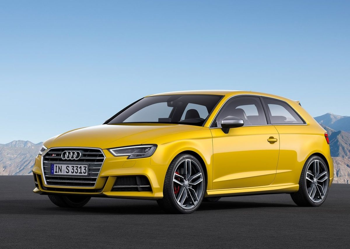 More power for updated Audi S3 - Cars.co.za