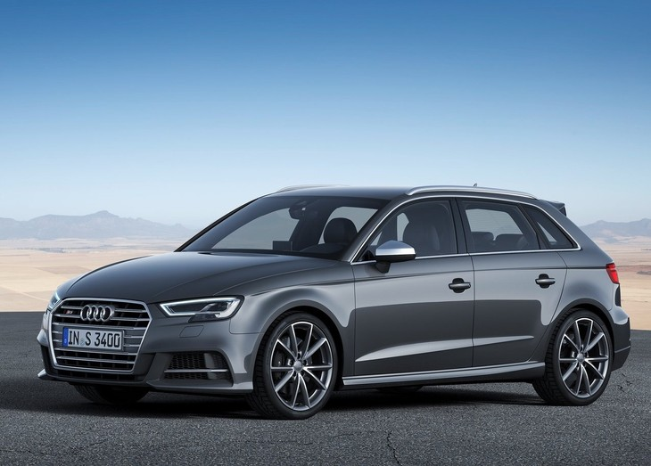 More Power For Updated Audi S Carscoza - 2018 audi s3