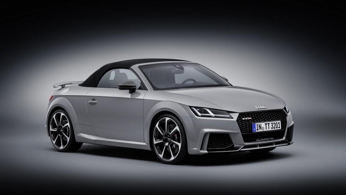 New Audi Tt Rs Bows In Beijing Cars Co Za