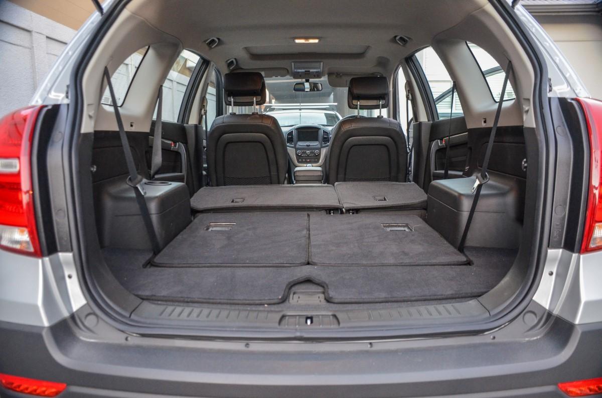 Chevrolet Captiva 2 2D LT (2016) Review - Cars co za