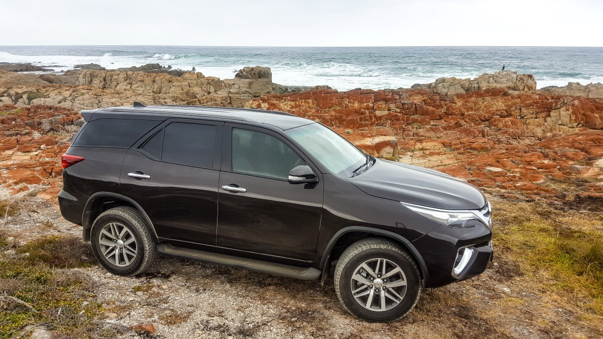 Extended Test: Toyota Fortuner 2.8 GD-6 4x4 Automatic [with Video] - Cars.co.za