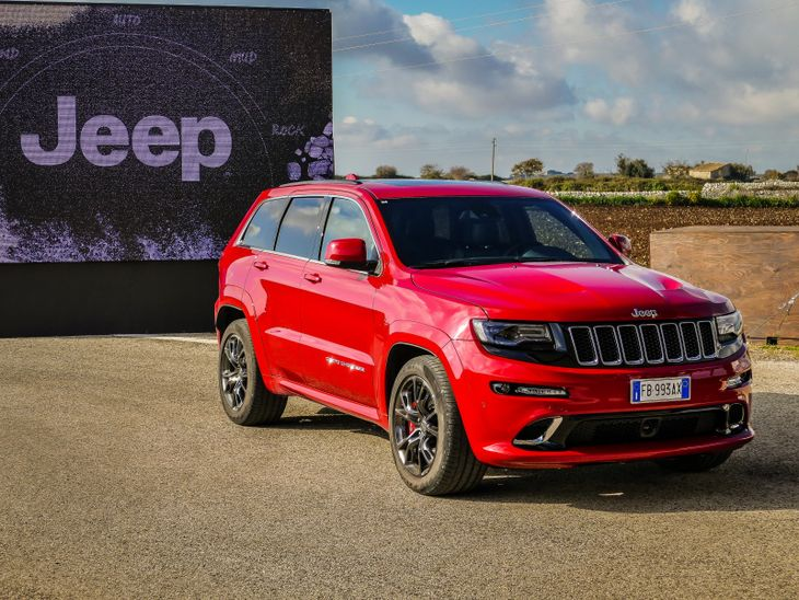 Jeep to unleash 500 kW-plus Grand Cherokee Hellcat in 2017 ...