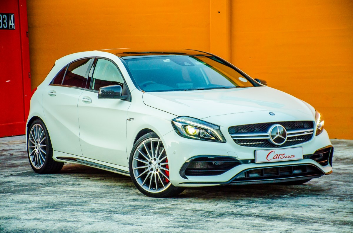 Mercedes-AMG A45 4MATIC (2016) Review - Cars co za