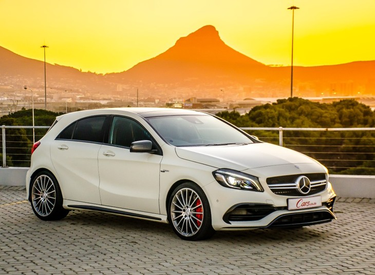 Mercedes Amg A45 4matic 2016 Review Cars Co Za