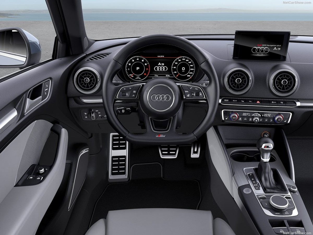 Facelifted Audi A3 Coming to SA - Cars co za