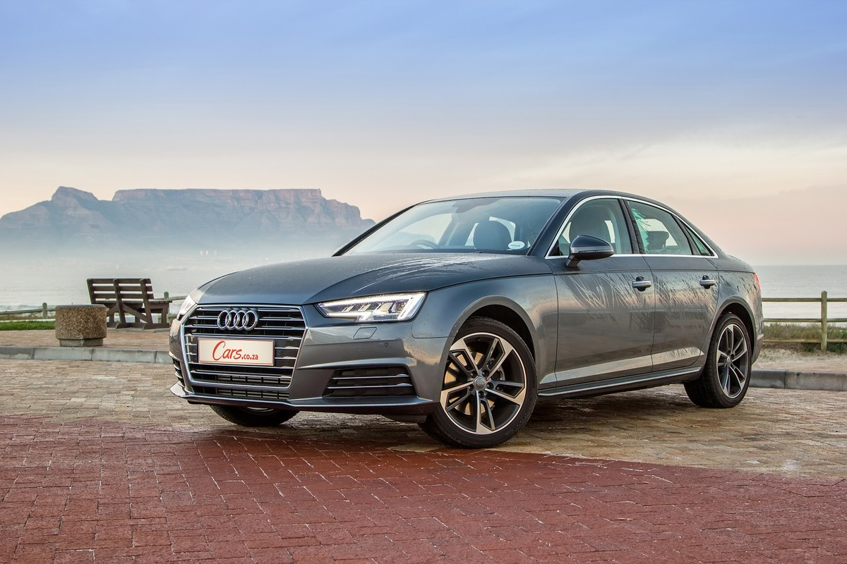 Audi A4 2 0TFSI S tronic Design (2016) Review - Cars co za