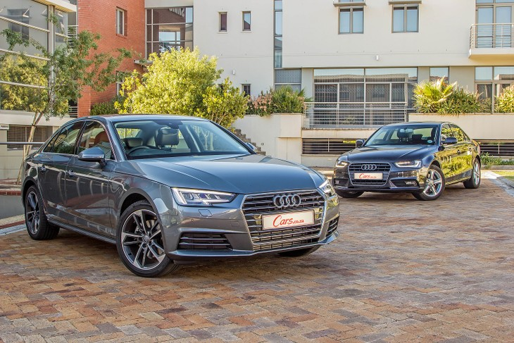 5 Key Differences Between Old And New Audi A4 2016 Carscoza